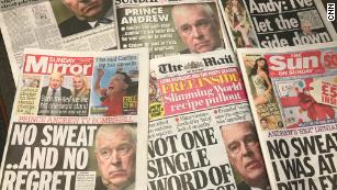 Prince Andrew and the Jeffrey Epstein scandal has thrown a fireblanket on Brexit and the UK election