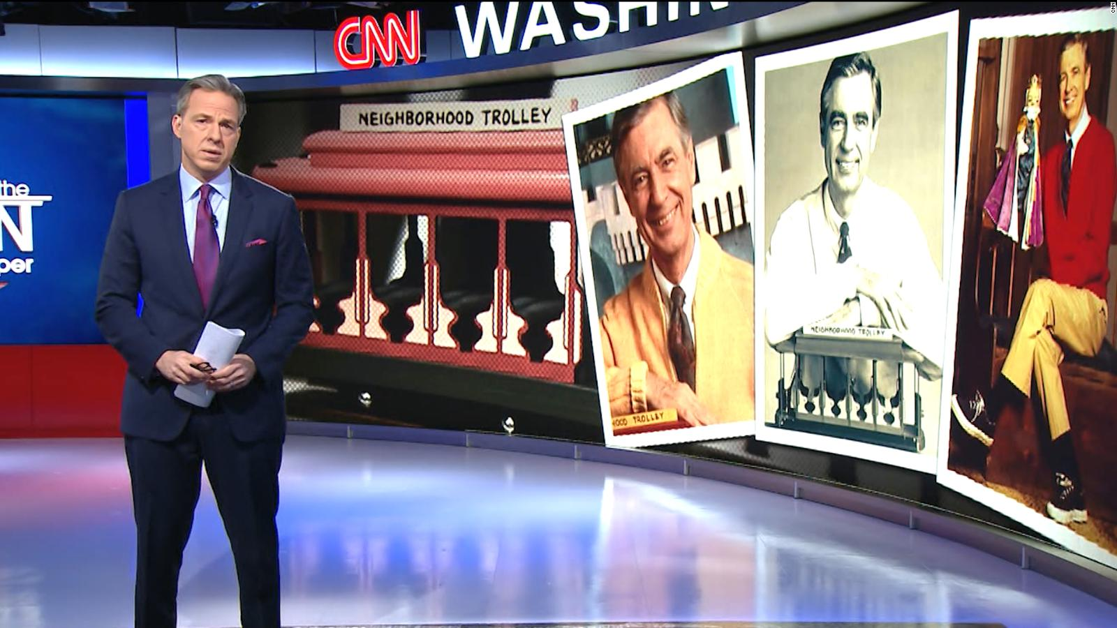 Mr Rogers Is Still Watching Over Us Opinion Cnn