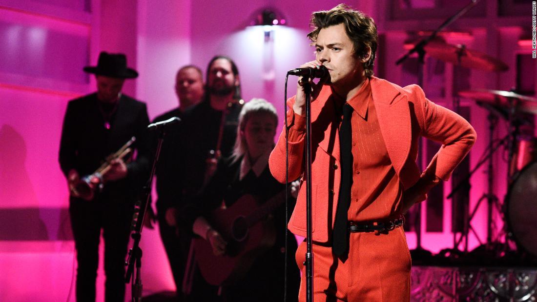 ハリー-スタイルデビューした彼の新曲