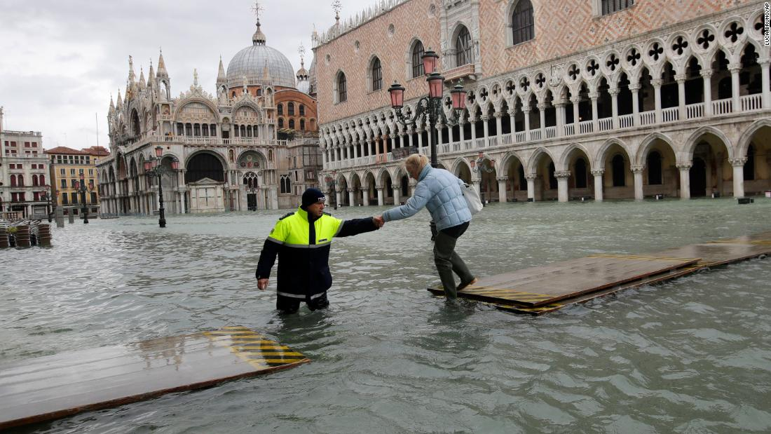 Here's how you can help Venice recover from historic flooding