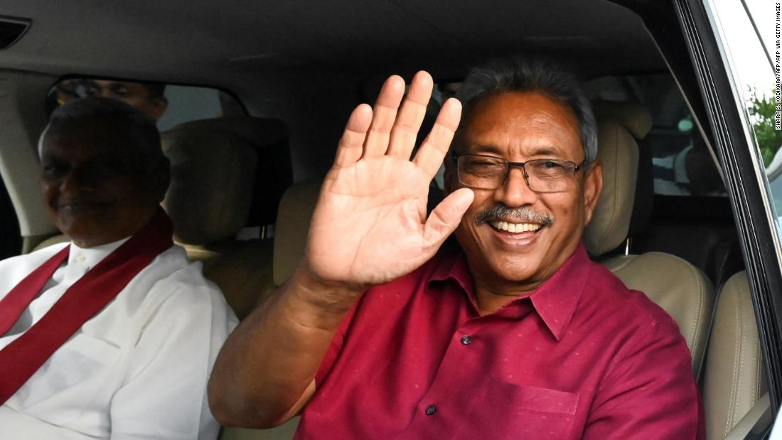 Sri Lanka elects new president in first vote since deadly bombings