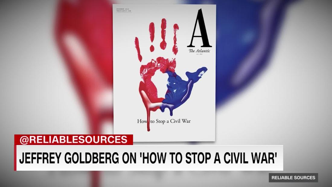 The Atlantic's new issue: 'How to Stop a Civil War'