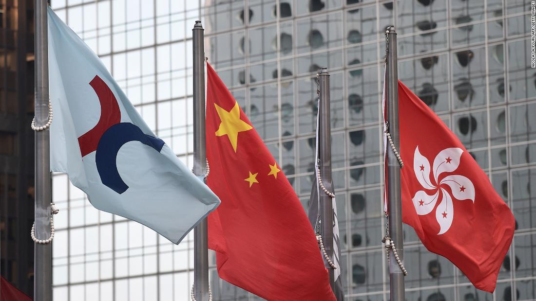 香港株式の回復少し後の乱流週間
