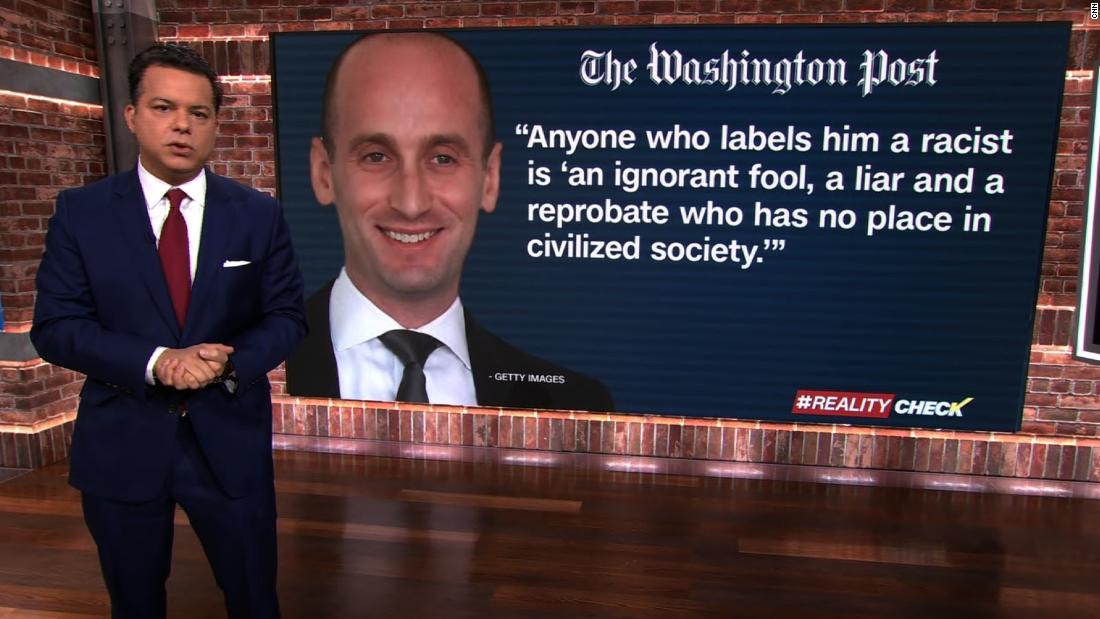 Stephen Miller has to go