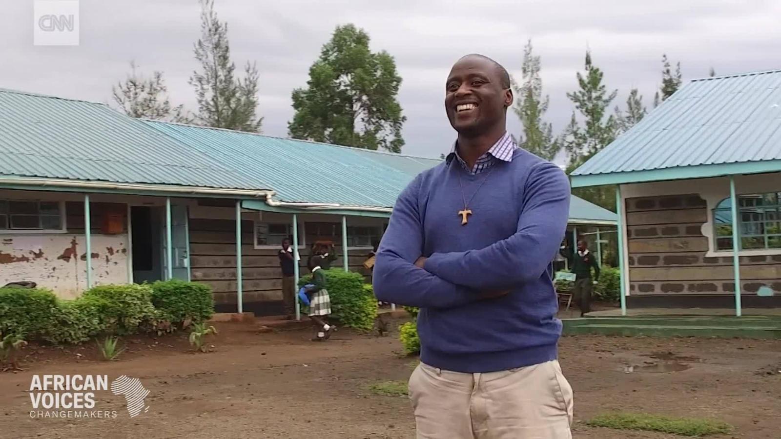 World S Best Teacher Lives Humble Life In Kenya Cnn Video