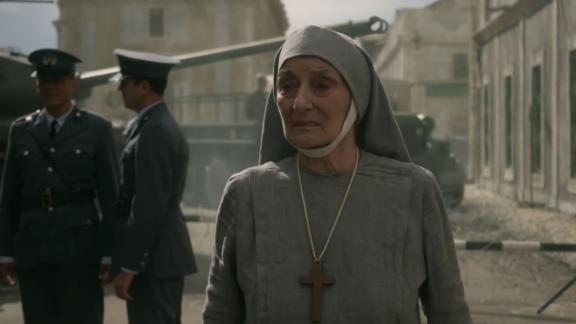 "Jane Lapotaire as Princess Alice of Greece in ""The Crown,"" season 3."