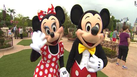 Mickey And Minnie Mouse Turn 91 Today Cnn Video