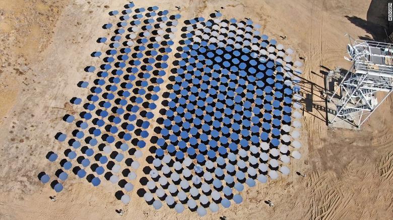 Heliogen, основанная Биллом Гроссом, должна убедить промышленные компании в том, что стоит инвестировать, чтобы перейти на солнечные технологии.
