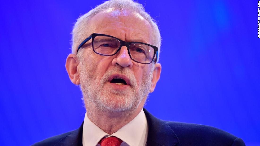 Corbyn enthüllt Labour 'radikal' Manifest