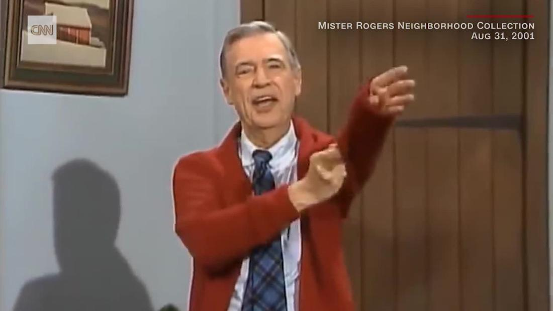 8 Things To Know About Mister Rogers From The Story That Inspired The Tom Hanks Movie Cnn