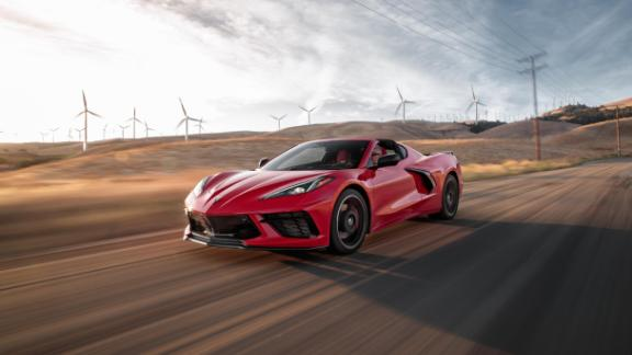 The new Chevrolet Corvette is just as good as far more expensive European sports cars, MotorTrend said.