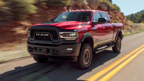 This is the second year in a row that a Ram truck has won a MotorTrend award.