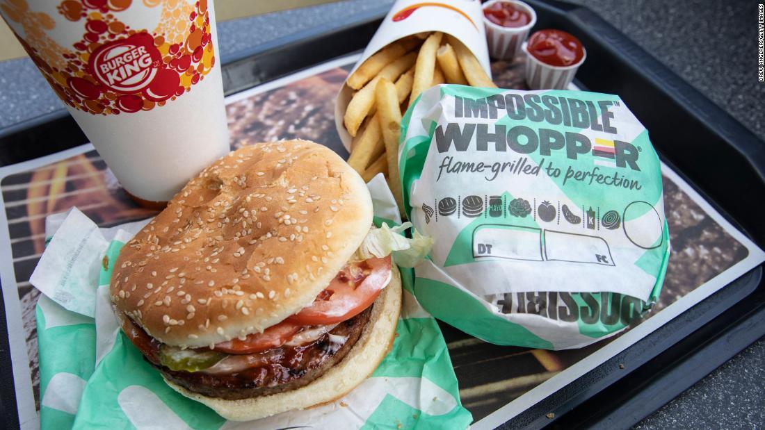 訴訟:ヴィーガンマsuesバーガーキングがmeatlessバーガーが食感じていることから、食肉のグリル