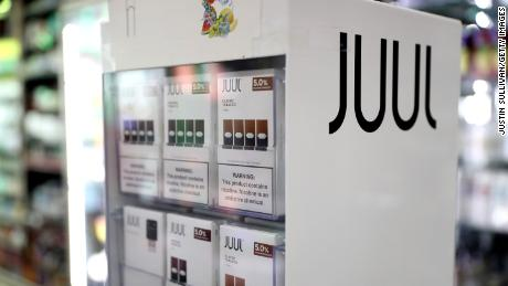 Illinois sues Juul, alleging it targeted minors with its sleek, easily concealed e-cigarette