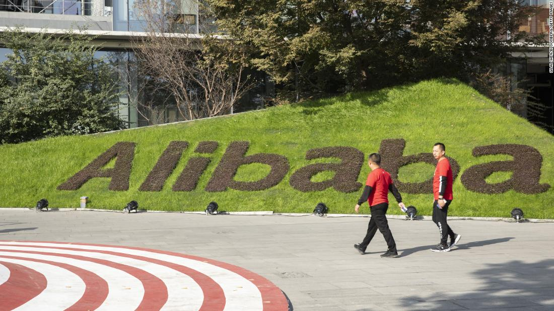 Alibaba finds strong demand for its Hong Kong shares despite turmoil in the city - CNN