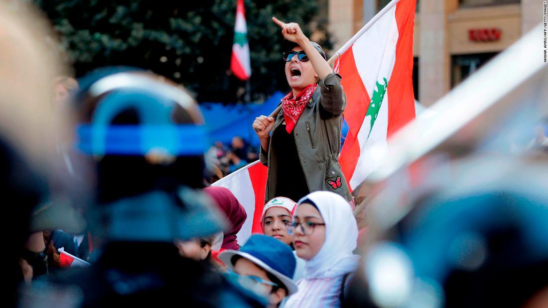 Libanon Proteste: ein Sieg für die Frauen?