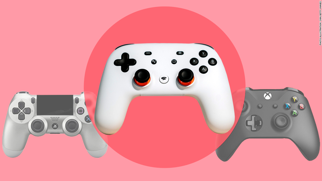 Google Stadia is here, but there are still huge issues