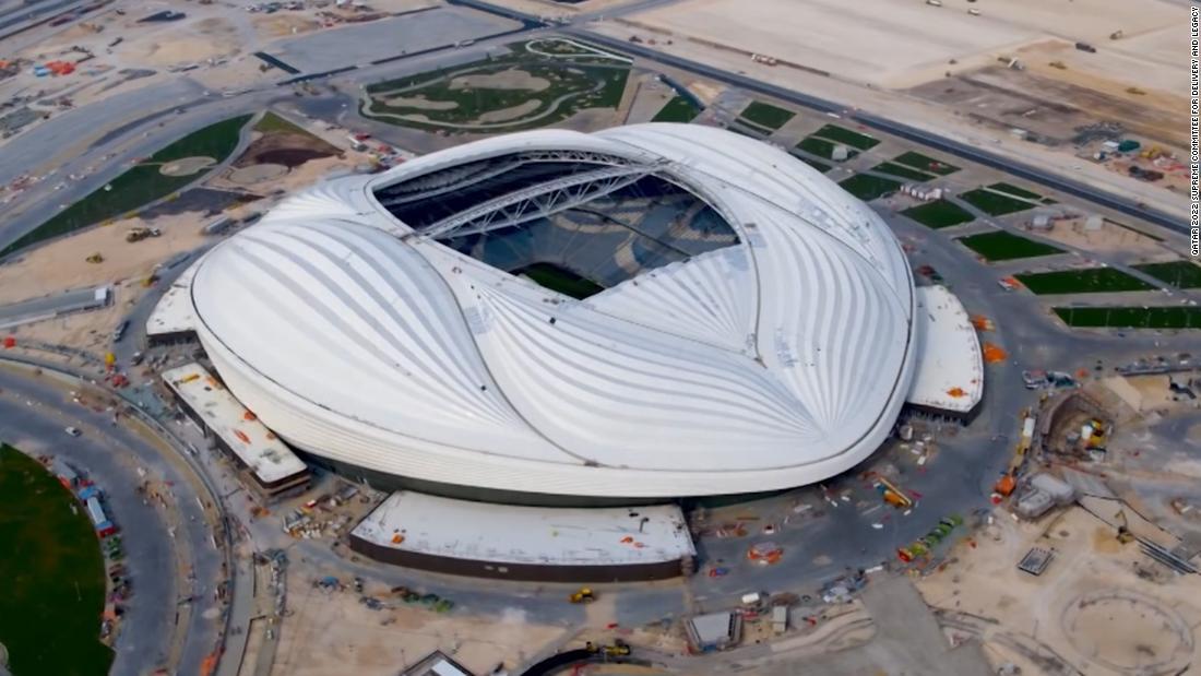 Qatar 2022: Professor defends stadium cooling method