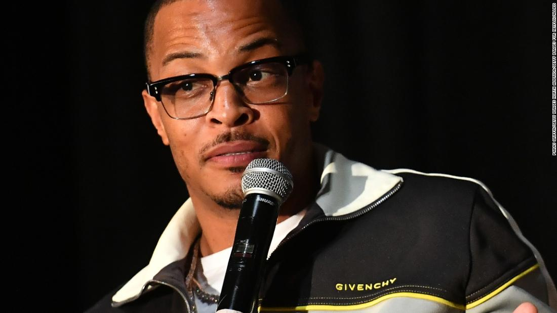 Call T.I. taking his daughter for a 'virginity test' what it really is