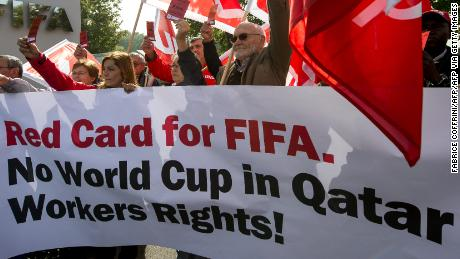 There have been vocal critics against the staging of the World Cup in Qatar citing violations of human rights against workers, the possible mistreatment of LGBTQI+ fans and the impacts on players exerting themselves in desert heat.