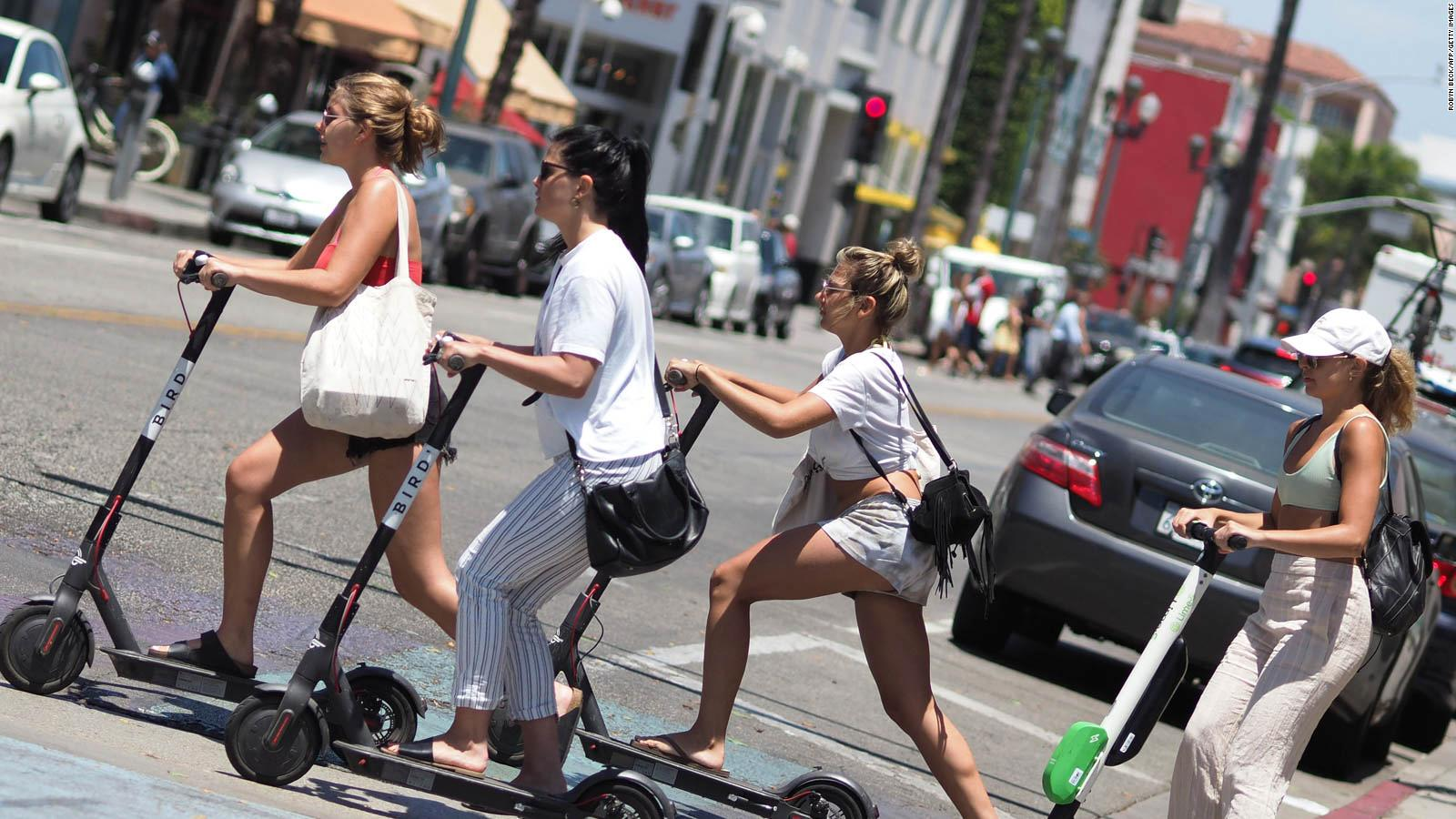 Electric Scooters Face Bans And Restrictions Around The