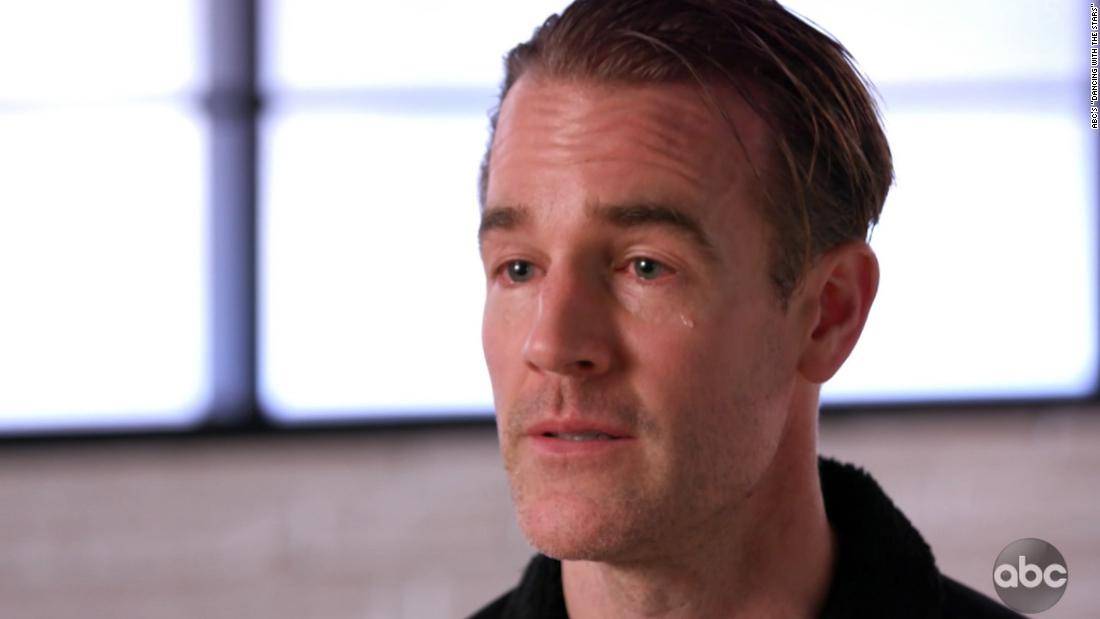 James Van Der Beek explains 'drastic changes' that led to Texas relocation
