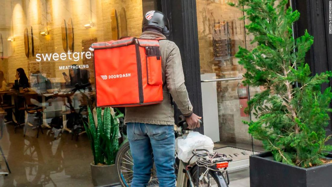DoorDash sued by DC Attorney General over allegedly misusing worker tips