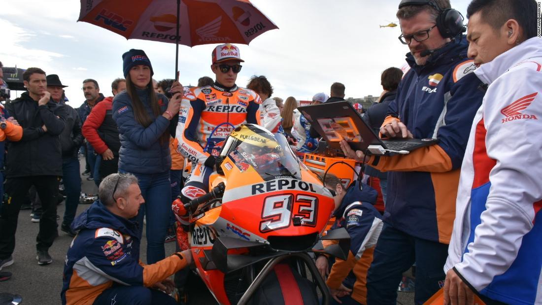 Marc và Alex Marquez đã hợp nhất trong MotoGP cho mùa giải tới