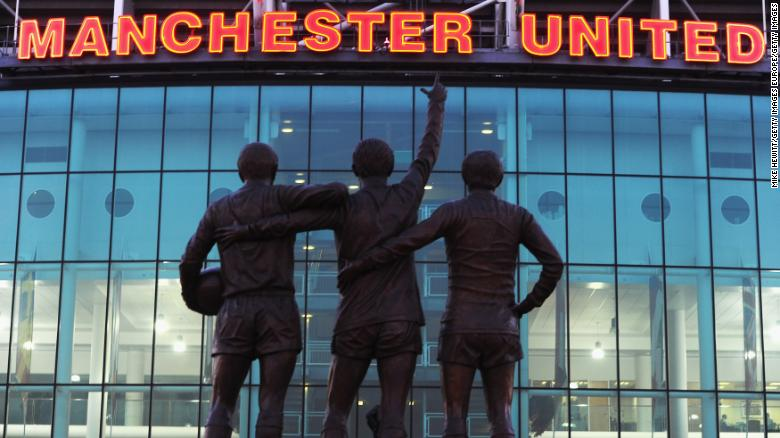 Manchester United's net debt has increased by almost $181 million.