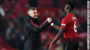 ผลการค้นหารูปภาพสำหรับ Manchester United midfielder Paul Pogba hopes to 'make people talk' with anti-racism wristbands he helped design