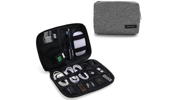Bagsmart Electronic Organizer ($17.99; amazon.com): If you