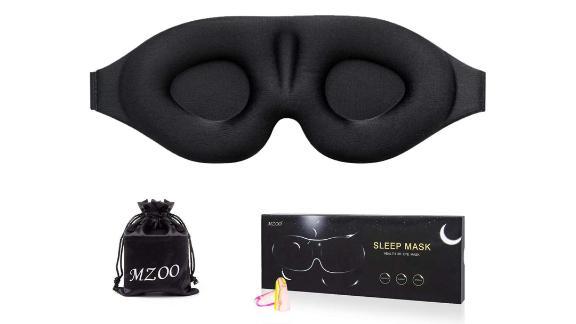 Mzoo Contoured Eyemask and Earplug Set ($15.99, originally $17.99; amazon.com): This top-rated mask that won