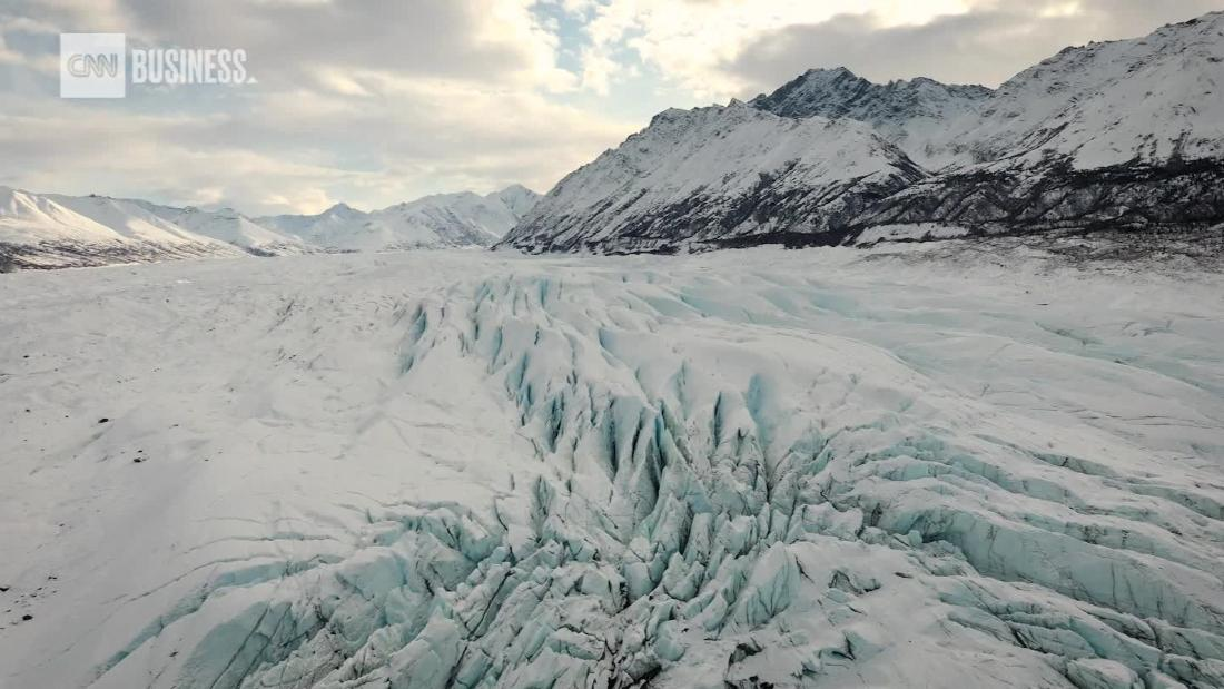 An Alaskan glacier hike through uncompromising beauty