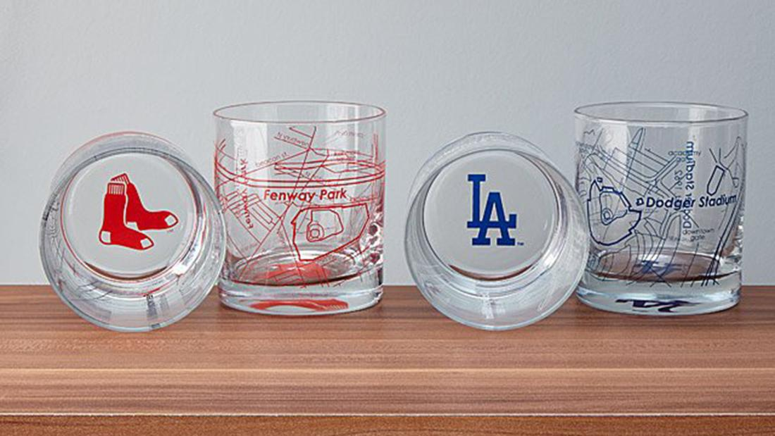 Vasos de estadios de baseball