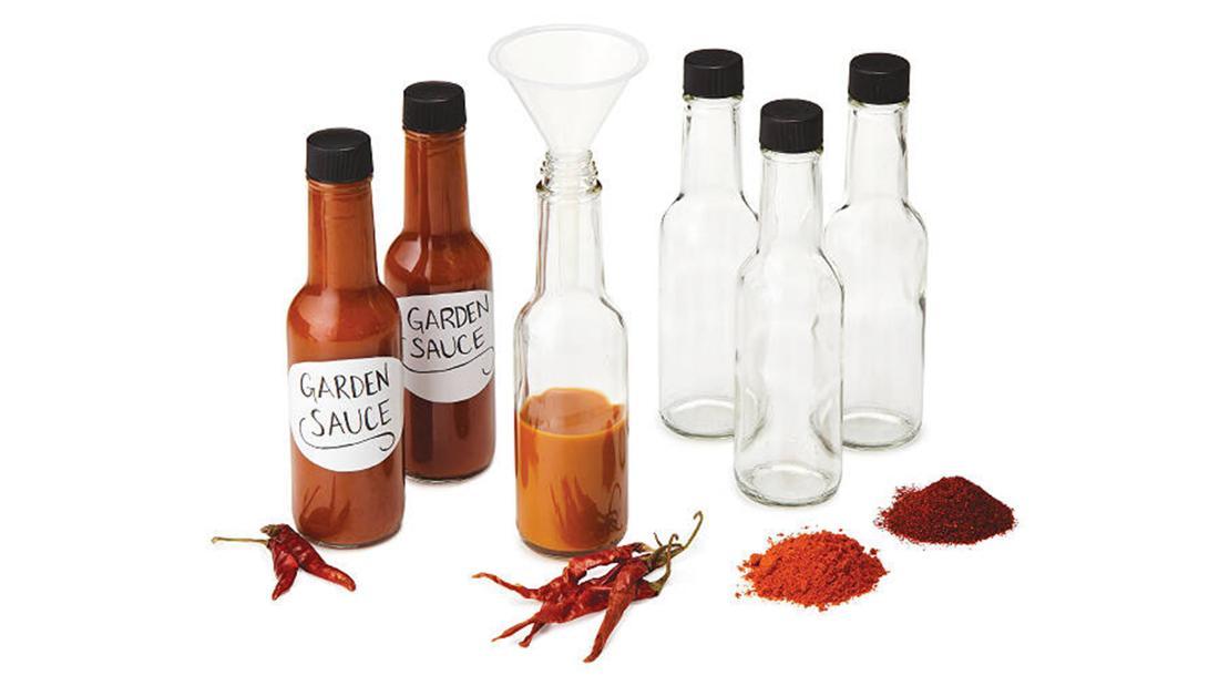 Kit para hacer salsa picante