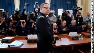 Lawyer for impeachment witness Lt. Col Vindman demands Fox News retract 'false and defamatory' segment