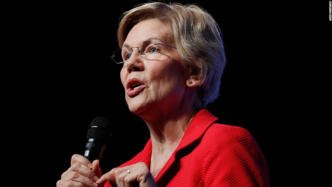 'Sometimes you got to do what's right inside:' Elizabeth Warren shares emotional story about acceptance