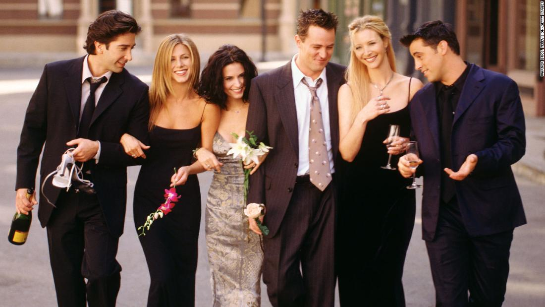 What the 'Friends' reunion makes me hope for
