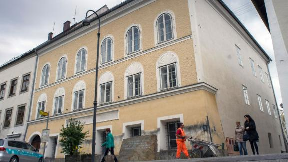 The property in the Austrian town of Braunau am Inn is set to be transformed into a local police station.