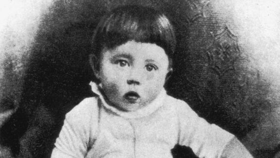 Hitler was born in Braunau am Inn in 1889, before his family moved to the German city of Passau.
