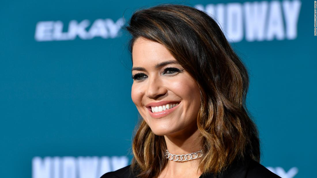 Mandy Moore explains why she returned to music