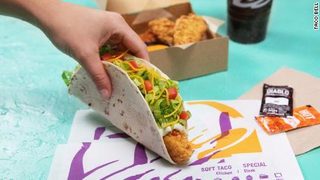 Is a taco a sandwich? Because Taco Bell seems to have participated in the chicken sandwich competition with its own fried chicken car.