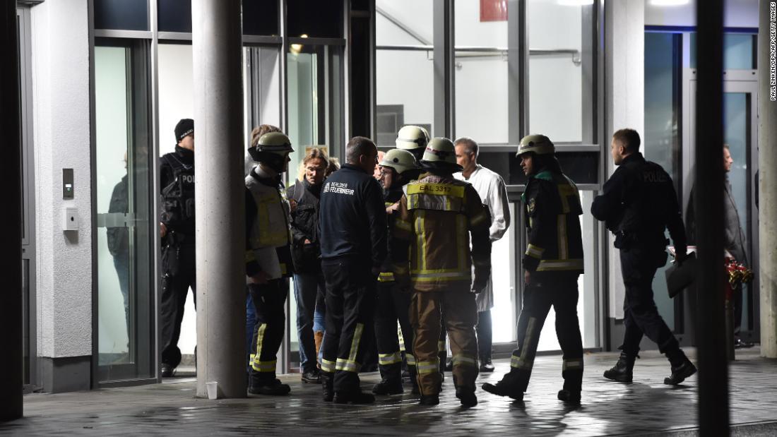 Son of German former president Richard von Weizsäcker stabbed to death