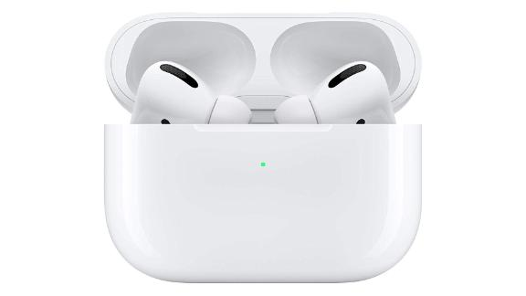 Apple AirPods Pro with wireless charging case ($234.98, originally $249; amazon.com): Apple's latest earbuds have gone truly wireless, a property shared with the AirPod and the AirPod Pro. Both boast impressive sound quality, and give you up to five hours of listening time on a single charge, or up to 24 hours with the charging case. However, the Pro adds a few great features. These include higher audio quality and active noise cancellation. Don't forget to inform your gift recipient of this feature. It's a real life changer.