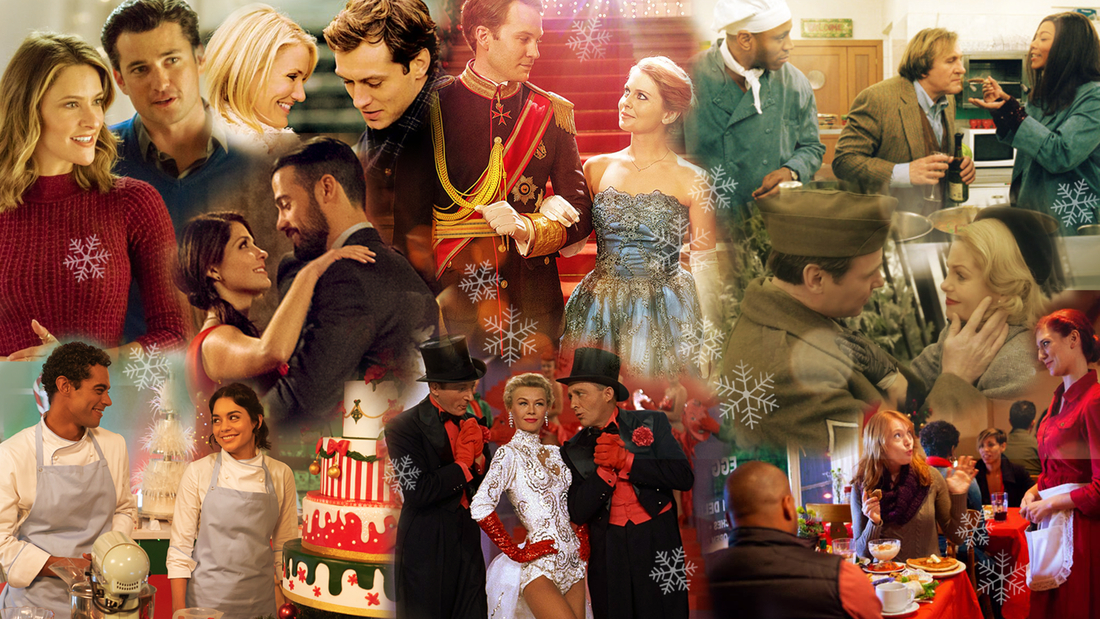 Holiday movie bingo will make your festive binge-watching even better