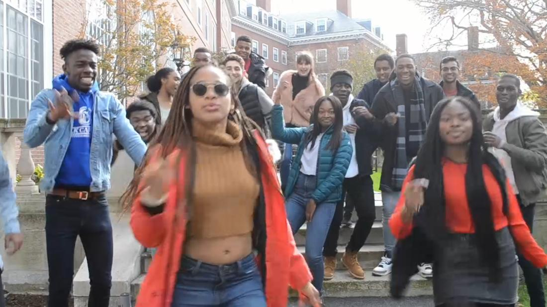 Harvard students behind viral 'Ify and James' video just won their election
