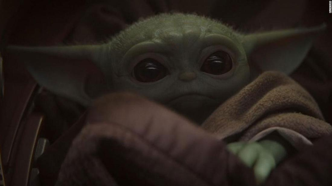Star Wars 'Baby Yoda' toys are coming to a store near you