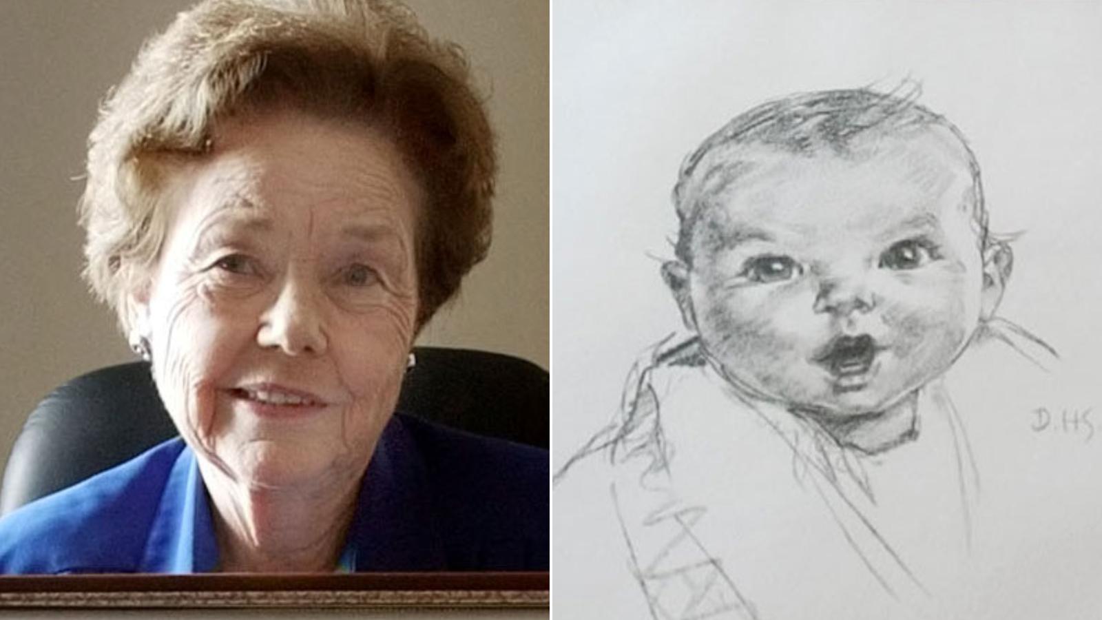 The Original Gerber Baby Ann Turner Cook Turns 93 Cnn