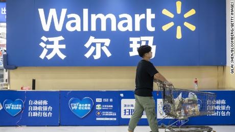 Walmart is doubling down on China with 500 new stores