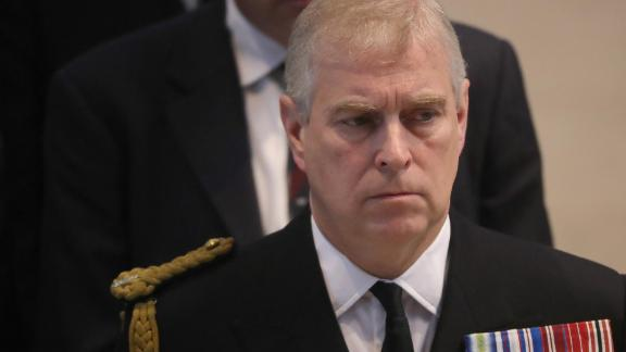 Prince Andrew, Duke of York, attends a commemoration service at Manchester Cathedral marking the 100th anniversary since the start of the Battle of the Somme. July 1, 2016 in Manchester, England. Services are being held across Britain and the world to remember those who died in the Battle of the Somme which began 100 years ago on July 1st 1916. Armies of British and French soldiers fought against the German Empire leading to over one million lives being lost.